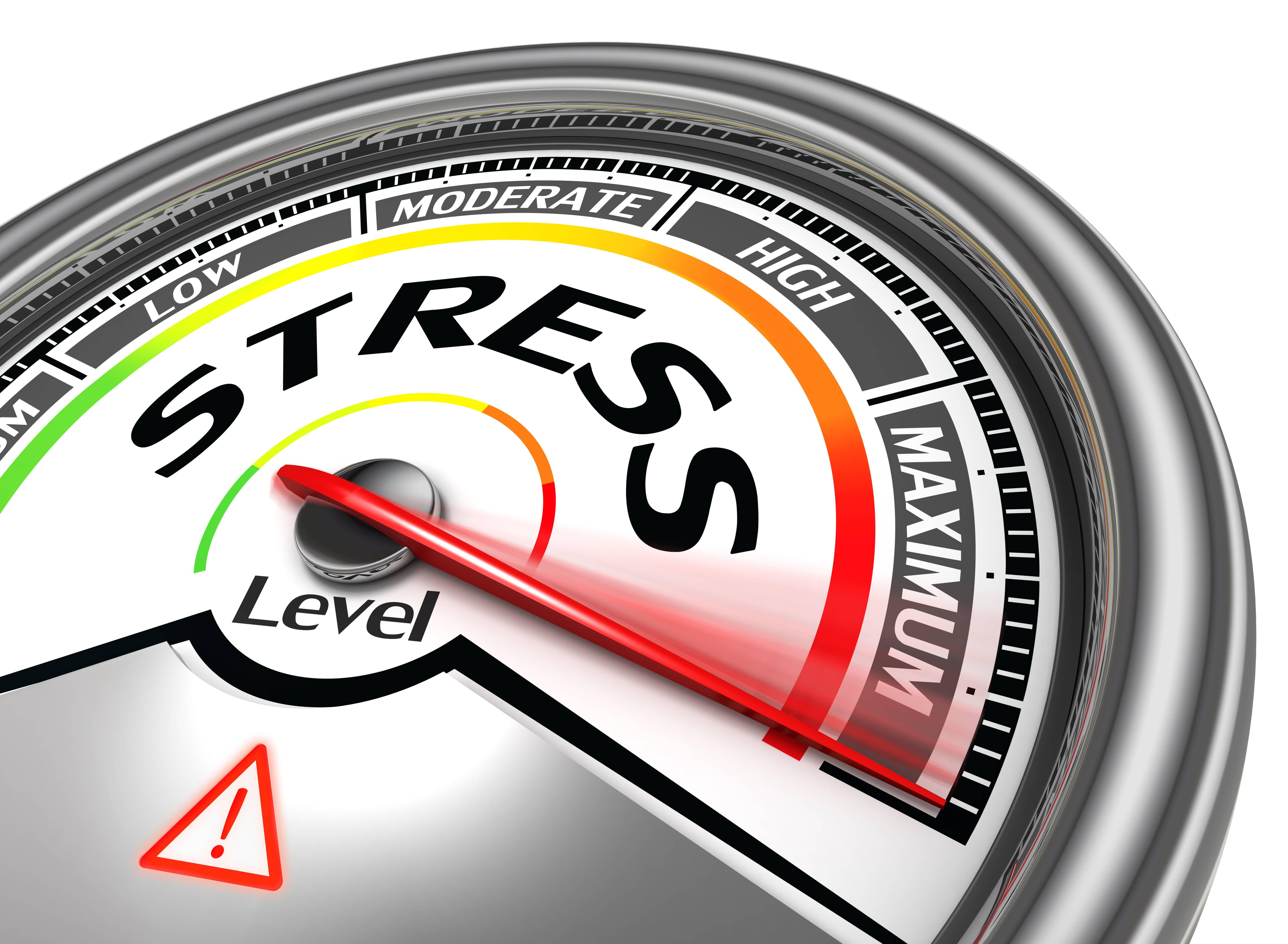 stress, far fronte allo stress